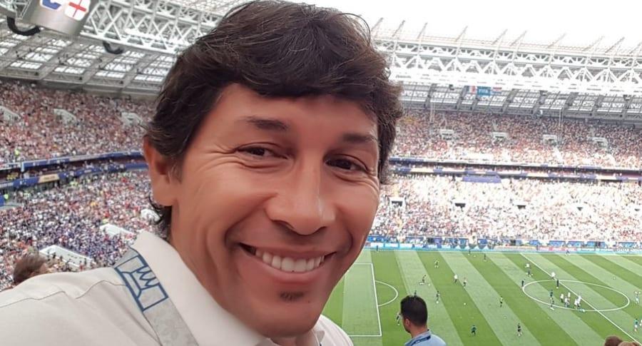 Jorge 'Patrón' Bermúdez