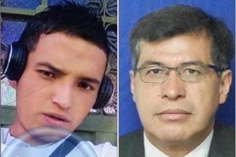 Jhon Anderson Medina Camacho y Álvaro Torres