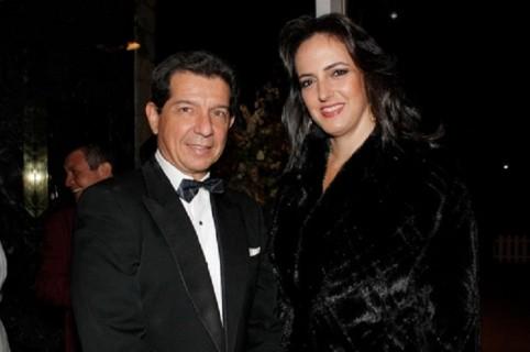 José Felix Lafaurie y María Fernanda Cabal