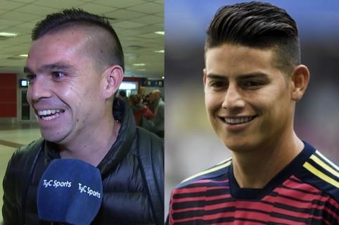 Daniel Hernández / James Rodríguez