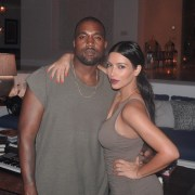 Kim Kardashian y Kaney West