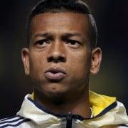 Fredy Guarín, futbolista.