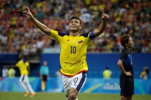 Selección Colombia, Olímpicos 2016