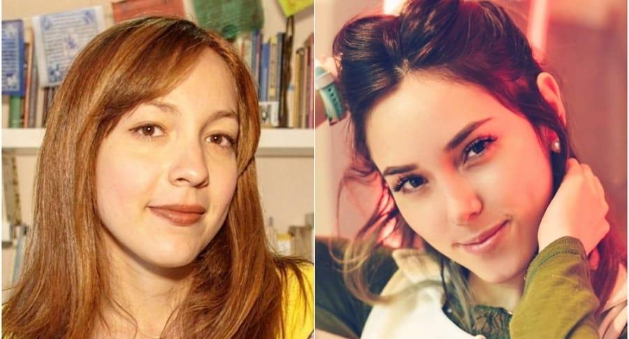 Mariángela Uriba y Kika Nieto