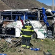 Accidente de Bus Ecuador