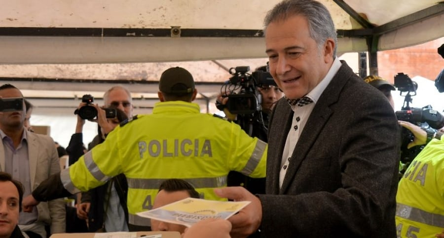 General Óscar Naranjo
