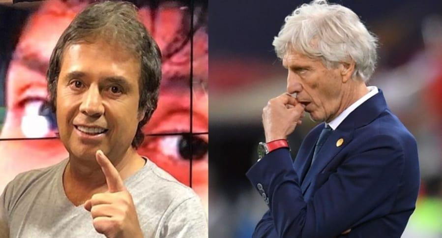 César Augusto Londoño / José Pékerman