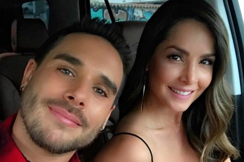 juan Sebastián Caicedo y Carmen Villalobos