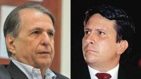 Alberto Santofimio y Rodrigo Lara Bonilla