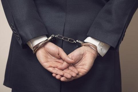 Imagen de ilustración | Hombre arrestado