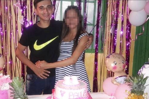 Aníbal Becerra Duarte, abatido por la policía después de apuñalar a su esposa y amenazar con matar a su bebé