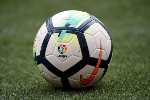 Balón de Liga de España