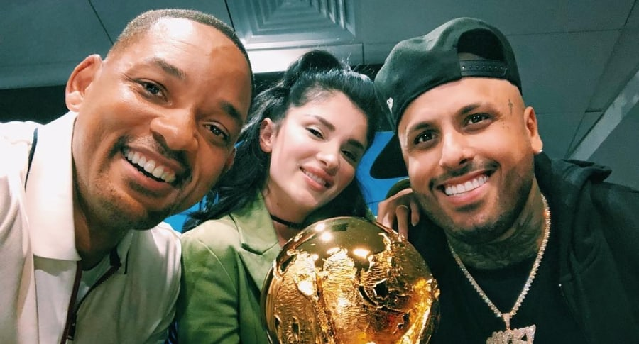 Will Smith, Era Istrefi y Nicky Jam