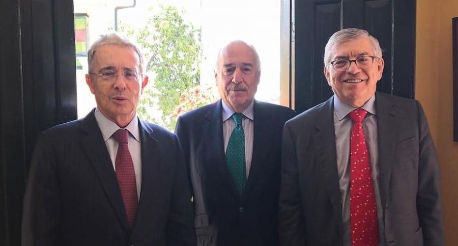 Reunión de expresidentes