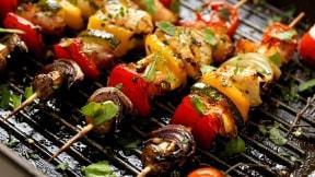 Comida vegetariana-vegana