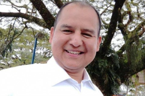 Mauricio Orjuela, periodista.