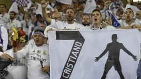 Hinchas del Real Madrid