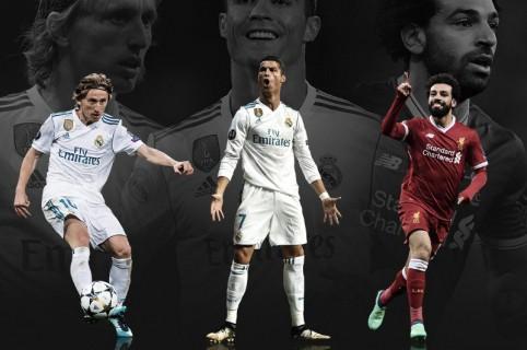 Finalistas a mejor jugador del año