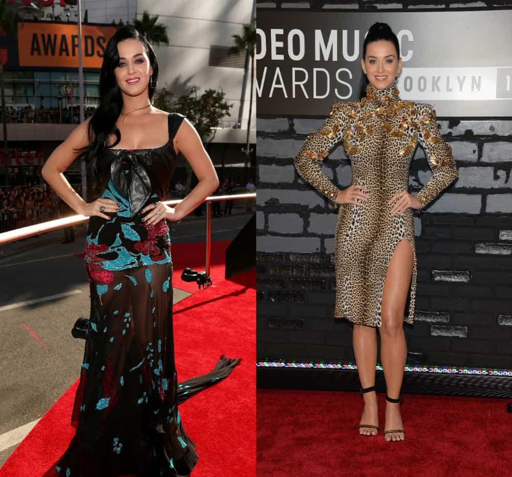 Katy Perry 2012 - 2013