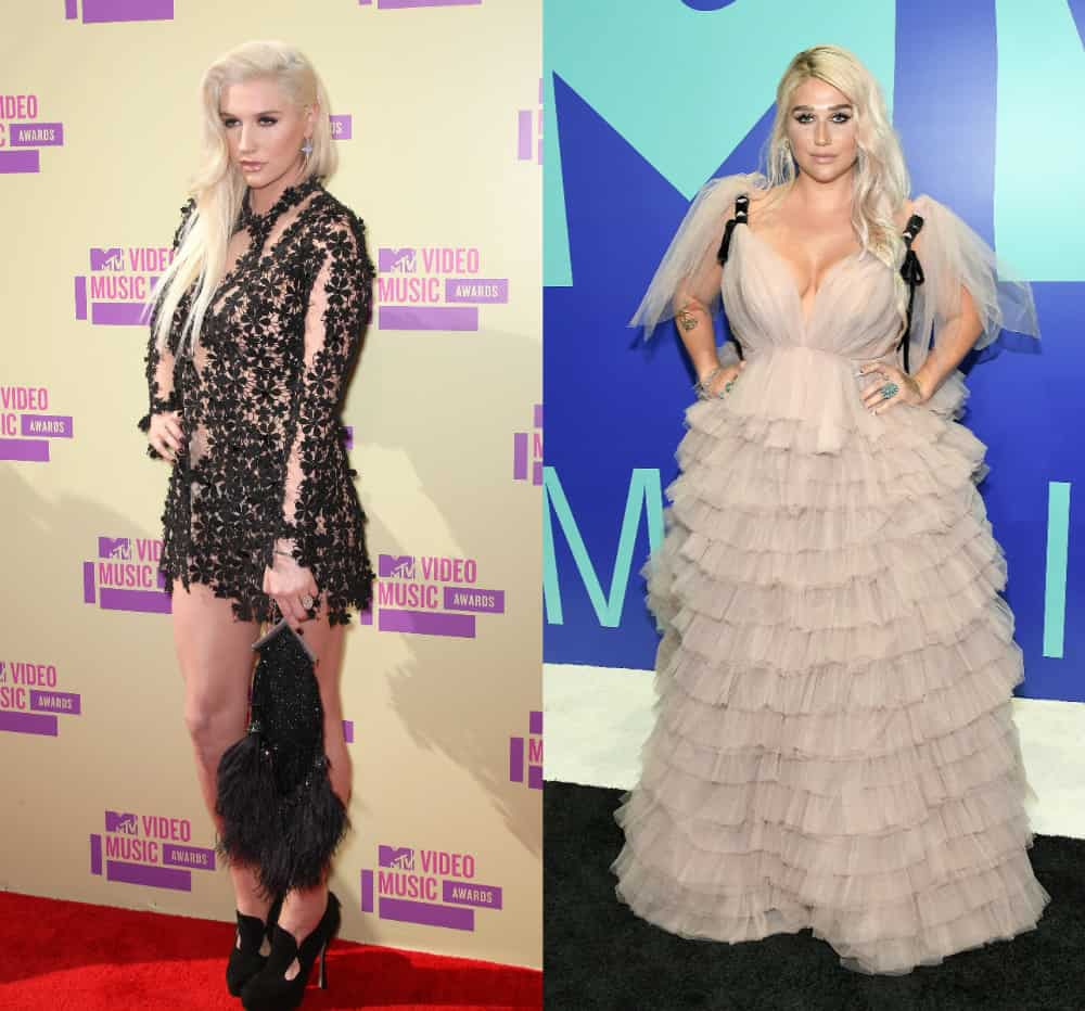 Kesha 2012 - 2017