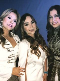 Francy, Paola Jara y Arelys Henao