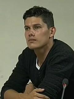 Miguel Rozo, presunto agresor de Paola Noreña.