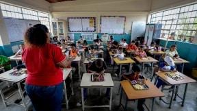 Estudiantes venezolanos