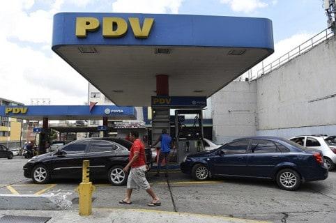 Gasolina Venezuela