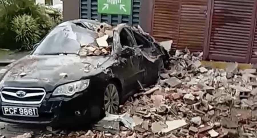 Temblor se sintio en Trinidad y Tobago