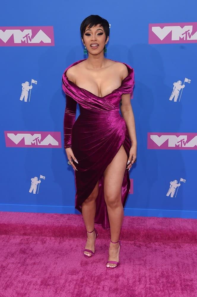 Cardi B MTV Video Music Awards