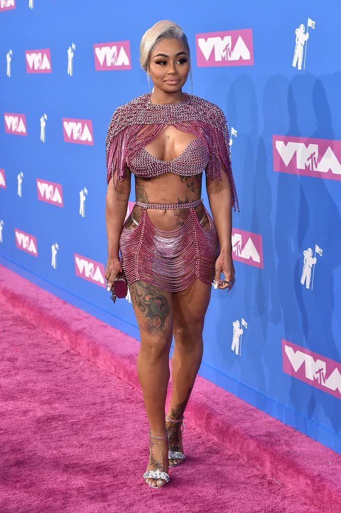 Blac Chyna MTV Video Music Awards