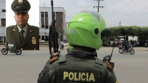 Asesinan a policía en Antioquia