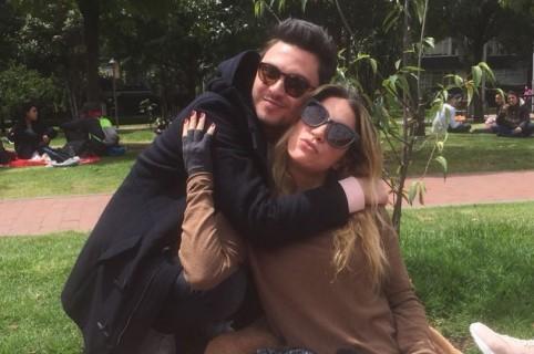 Valentina Lizcano y Diego Sáenz
