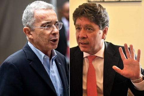 Uribe y Bruce