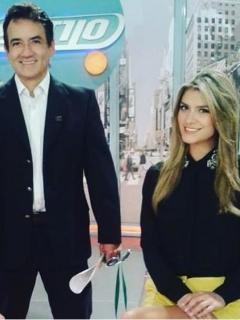 Sergio Barbosa, periodista.
