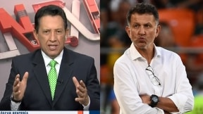 Óscar Rentería y Juan Carlos Osorio