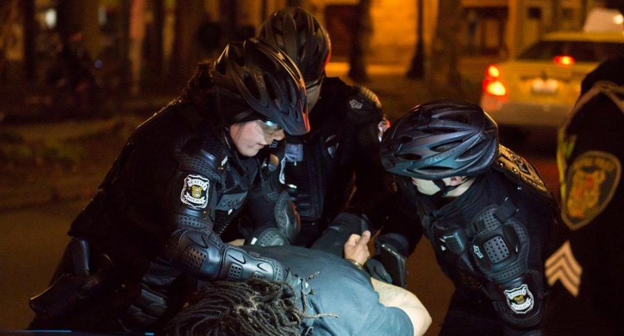 Policía Seattle