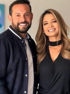 Matias Mier y Melissa Martínez