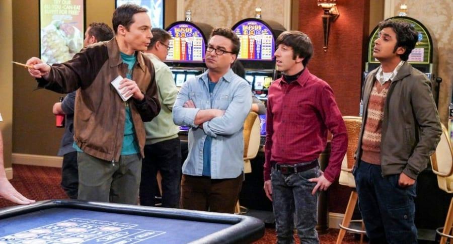 'Nerds' de 'The Big Bang Theory'.