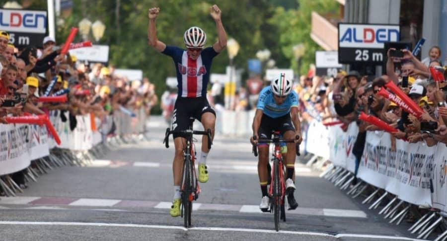 Triunfo de Iván Sosa en Tour de L'Avenir