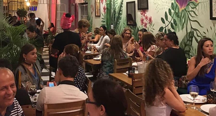 Restaurante Interno