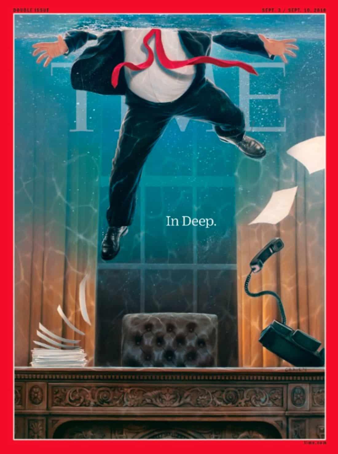 Revista Time portada