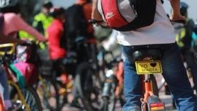 Bicicleta, ciclovía