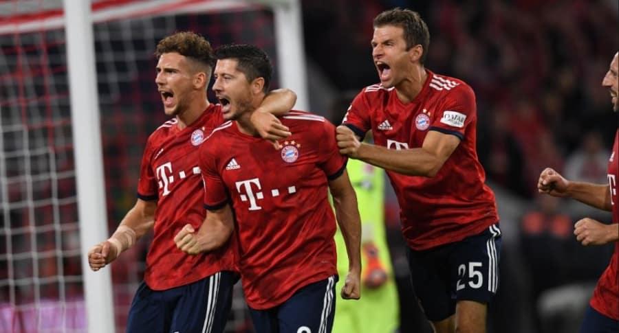 Bayern 3-1 Hoffenheim