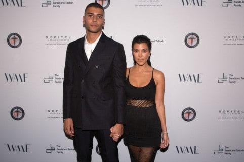 Younes Bendjima y Kourney Kardashian