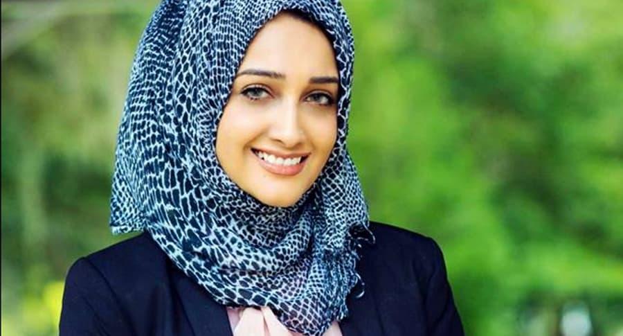 Mujer musulmana