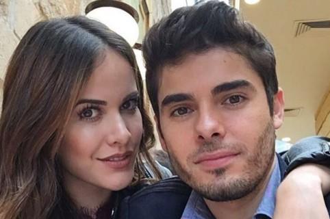 Laura Contreras y Jhoan Álvarez
