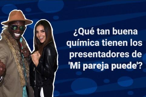 Ómar Murillo y María Laura Quintero