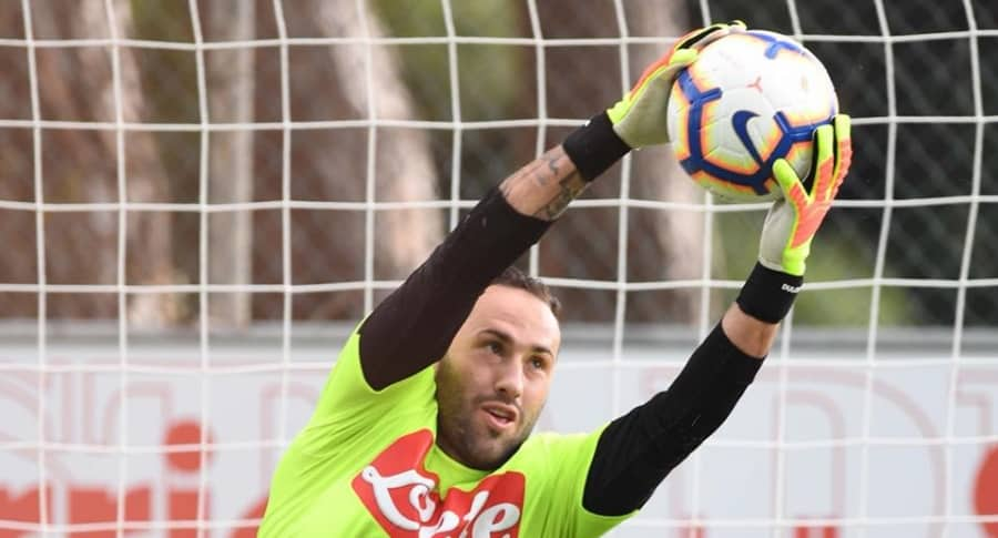 Image result for ospina napoli