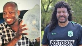 Faustino Asprilla y René Higuita